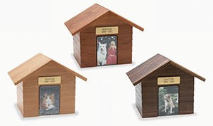 K-9 Cottage Urns